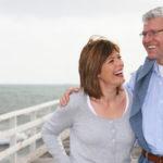 Happy-couple-walking