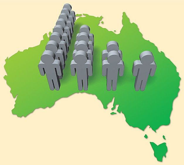 Australia's population hit a milestone: Here's what it means to you