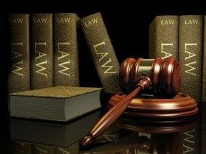 legal law