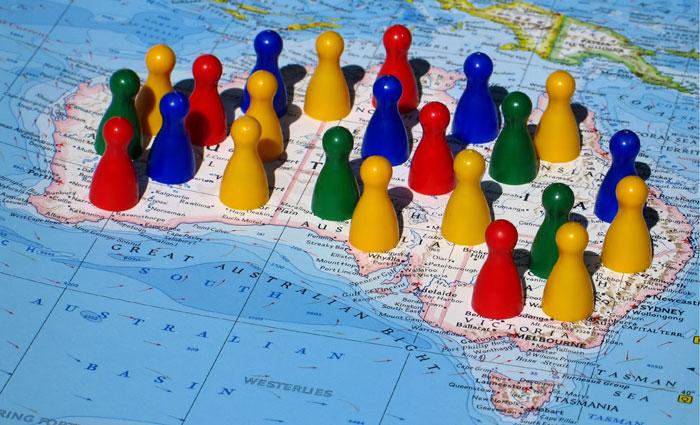 Australia people