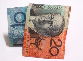The Australian dollar doing what it normally does – overshoot
