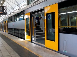 More workers are catching the train in Australia's capital cities