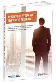 Where to buy your next investment property graphic
