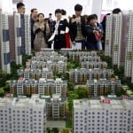 china real estate
