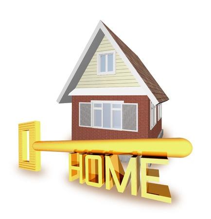 house home key