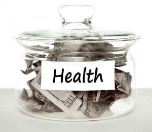 life insurance health iou jar money