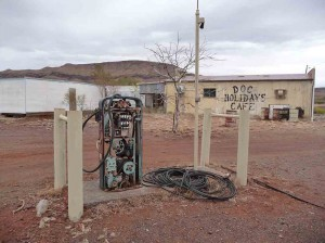 mining ghost town