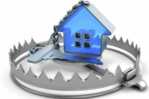 property investment trap house
