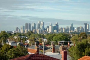 city suburb melbourne northcote