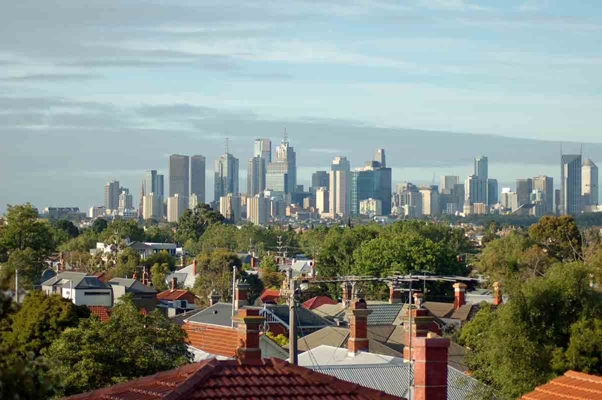 Not all land is created equal – so buy in the inner suburbs