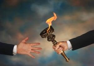 mentor-pass-torch-help-assist-manage-job-goal-succeed-retire