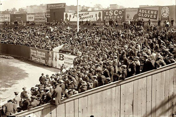28. The 1912 World Series
