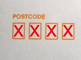 80 Postcodes That Are No Go Zones; Bank's Wary Of Lending