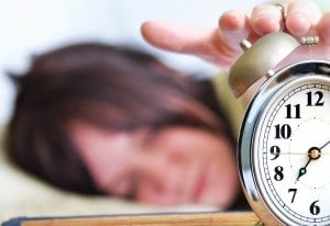 clock alarm organised sleep health motivation psychology