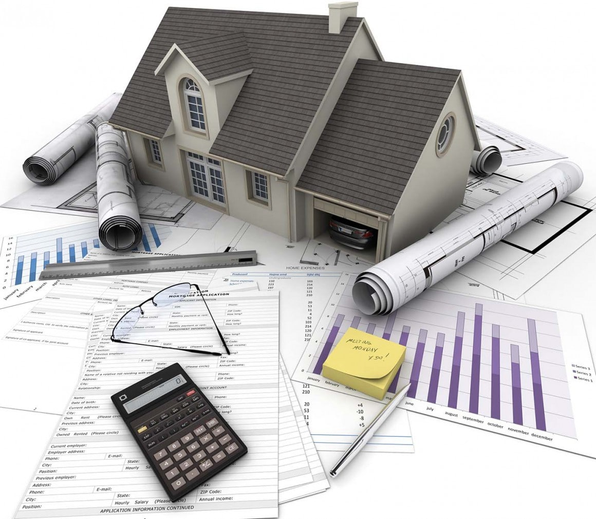 house depreciation calculator market property renovation plan build construction home