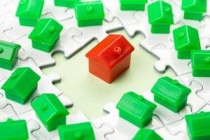 Property & real estate market game