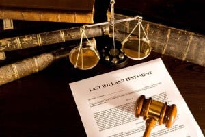 will testament legal power of attorney death taxes estate plan law