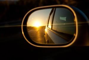 car-blind-spot-light-drive-freedom-weekend-fun-traffic-congestion-travel