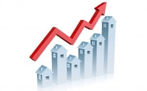 increase rate house property investment growth success interest cost