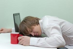 sleepy tired motivation work coffee business