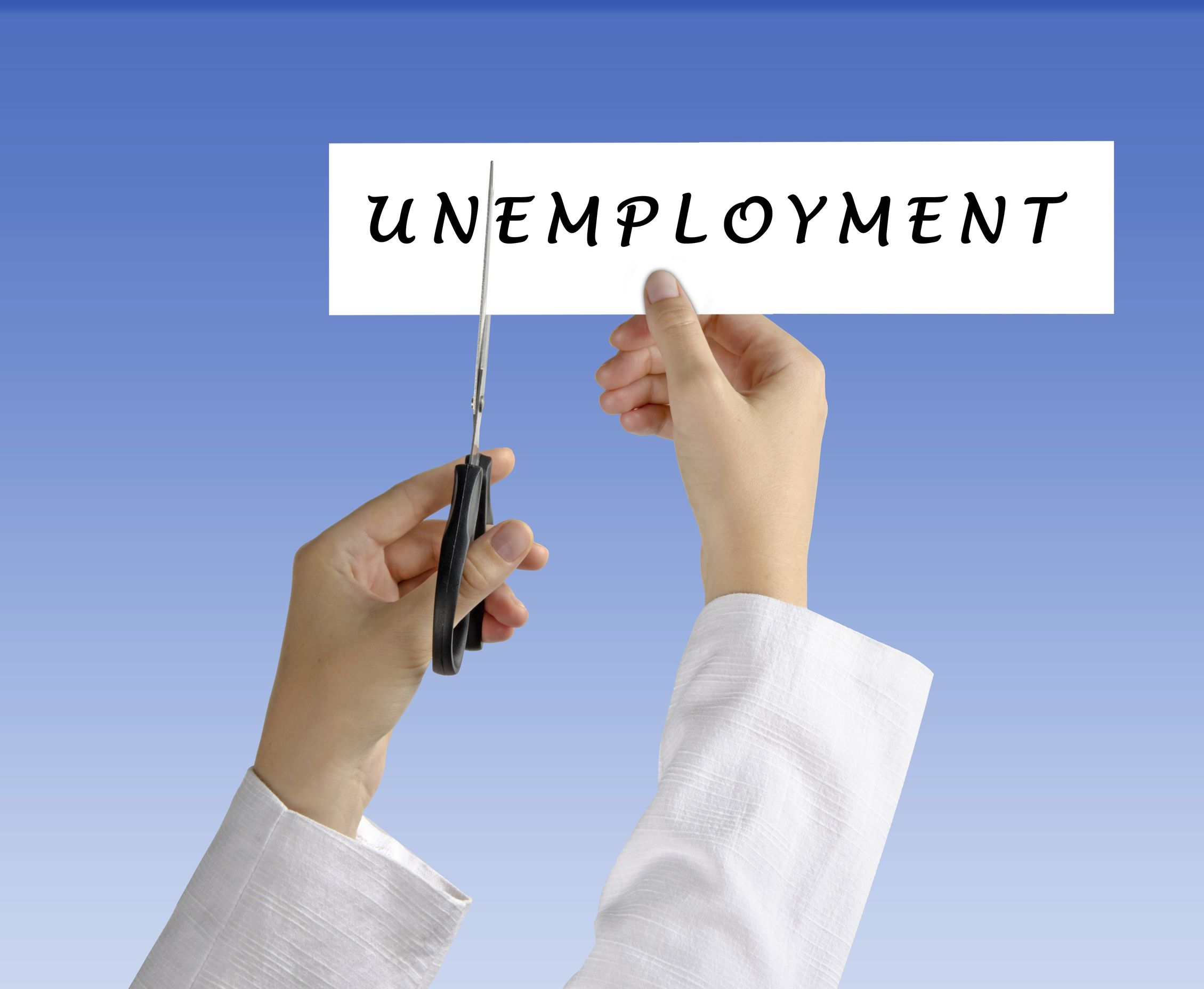 Real unemployment & under-employment above 2.3 million