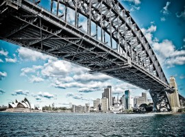 Sydney's heavily roads are costing its commuters 6% of their salary