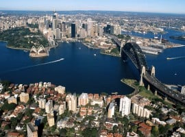 Sydney now rubber-stamping units for fun