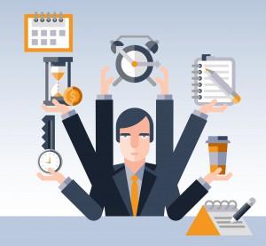 work multi tasking