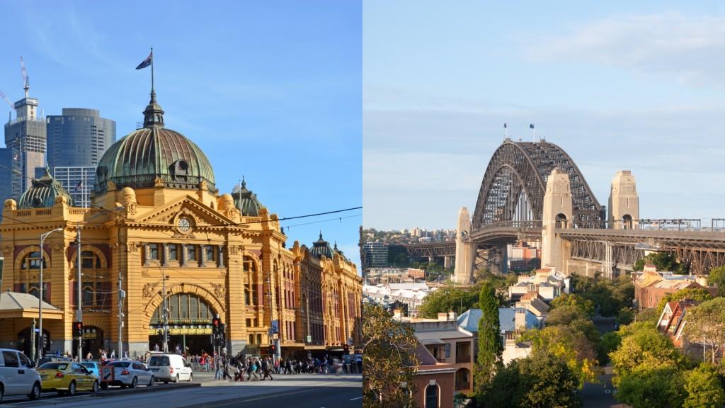 Sydney-melb