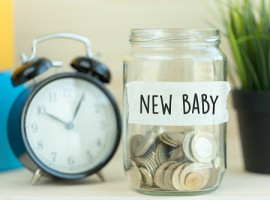Baby on the way – To invest or not to invest
