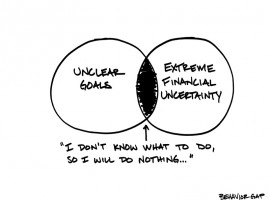Doing Nothing Isn't a Financial Plan