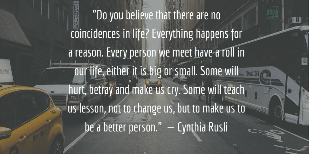18 Quotes About Why Everything Happens for a Reason by
