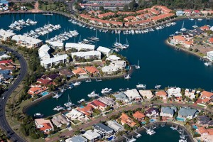 Waterfront Luxury Canal Estate