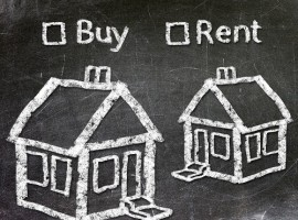 Should I Rent Or Buy - which one puts you on top of the property ladder?