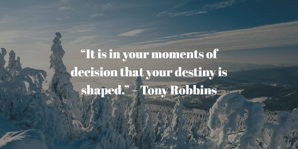 25 Tony Robbins Inspirational Quotes