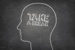 Take A Break On Blackboard