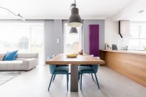 Open Plan Family Living Space