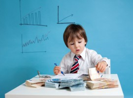 5 tips on how to teach your children about investment