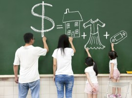 How to help your children into property