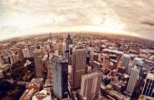Sydney Australia Downtown