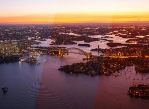Sydneys Harbour Views