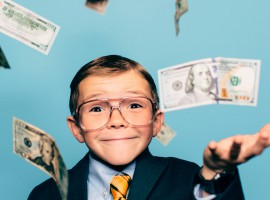 What My Children Taught Me About Money