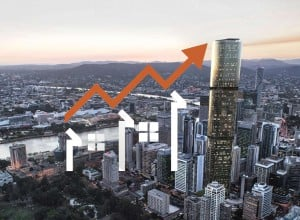 Brisbane Market Up