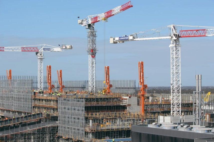 Building Boom Melbourne