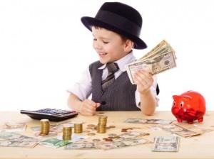 Children Learn Money