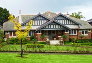 Suburb House