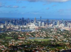 Sydney Suburbss