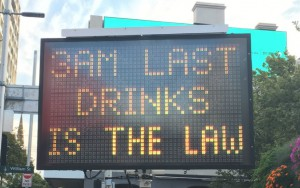 Lockout Laws