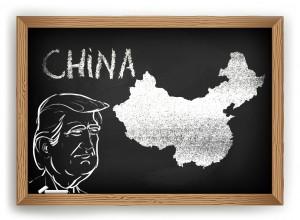 Oliver Trump China