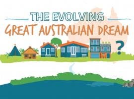 Is the Great Australian Dream no longer a home?